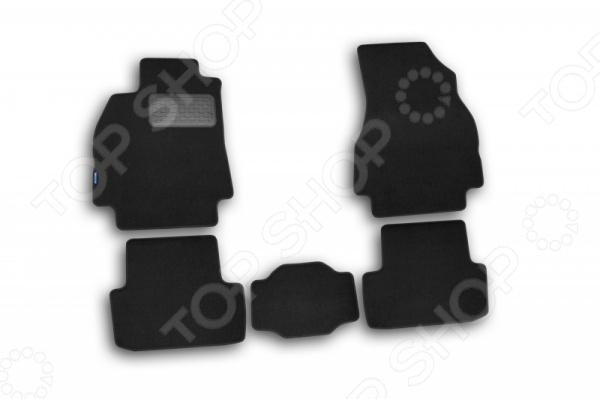 Комплект ковриков в салон автомобиля Novline-Autofamily Renault Megane II антискрип материалы для автомобиля в калининграде