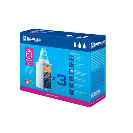 Купить Комплект кассет сменных для очистки воды Барьер К 043 Р 20