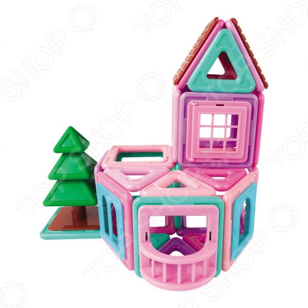 Конструктор магнитный Magformers Mini House