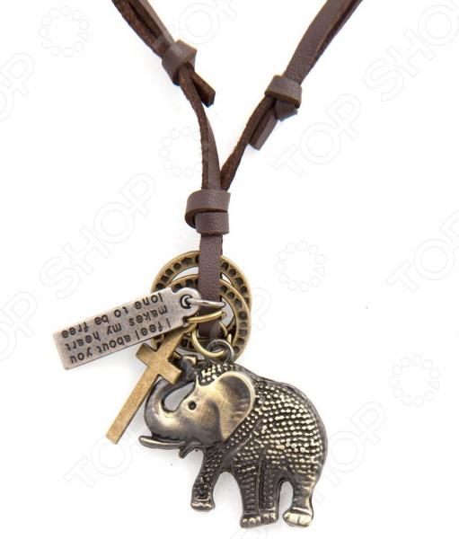 Кулон Mitya Veselkov «Слон и крест» матрас dreamline eco foam tfk 200х195 см
