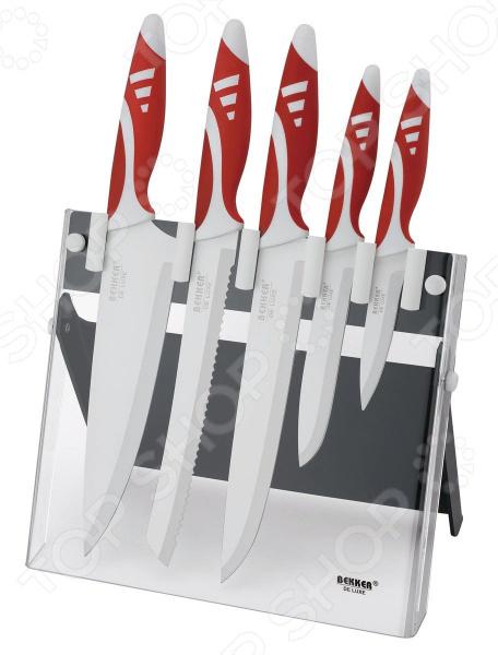 Набор ножей Bekker De Luxe BK-8426