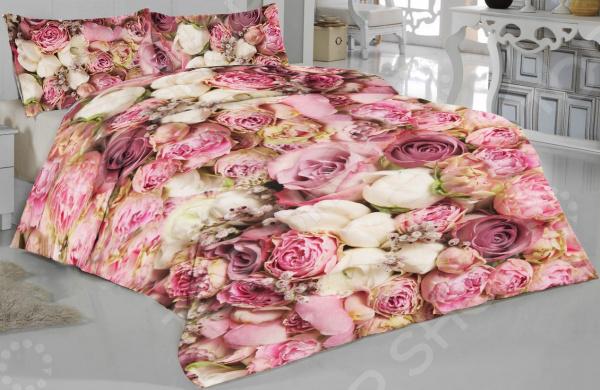 Комплект постельного белья ТамиТекс «Розовые пионы»