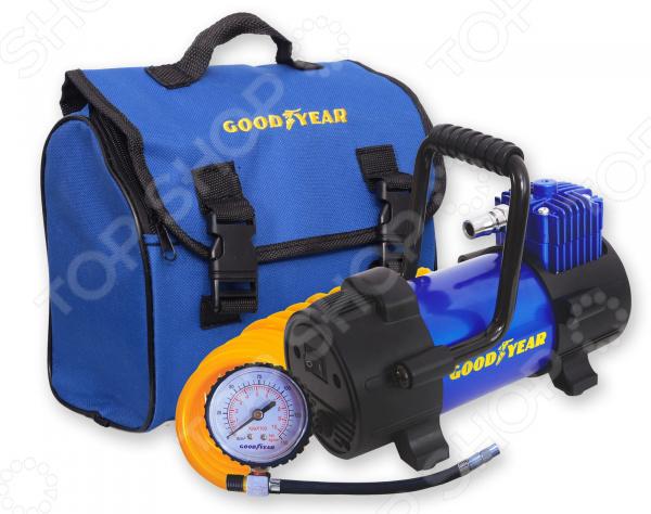Воздушный автомобильный компрессор Goodyear GY-40L