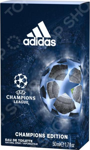 Туалетная вода мужская Adidas UEFA 4 Champions Edition