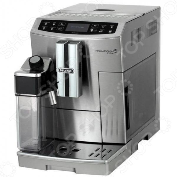 Кофемашина DeLonghi ECAM 510.55.M кофе машина delonghi ecam 28 464 m
