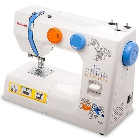 Купить Швейная машина Janome 1620S