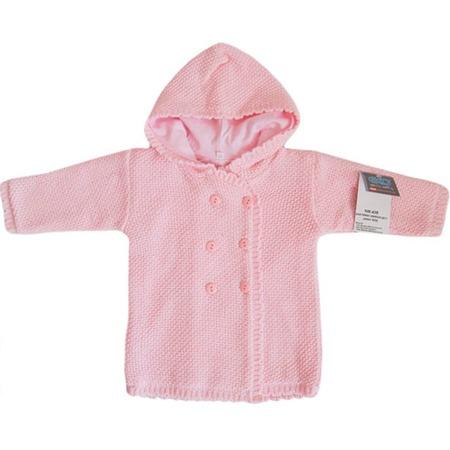 Купить Кардиган детский EKO с капюшоном. Застежка: двубортная, на пуговицы