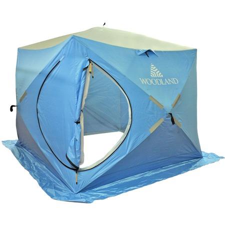 Купить Палатка WoodLand Ice Fish Double