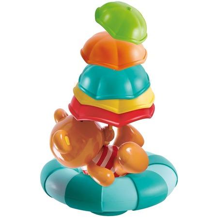 Купить Игрушка для купания Hape «Мишка с зонтами»
