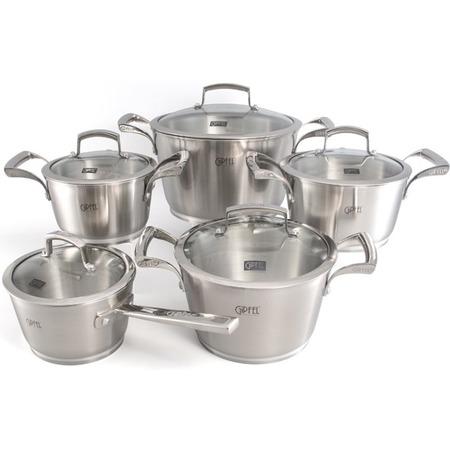 Купить Набор кухонной посуды Gipfel GENESIS 1537