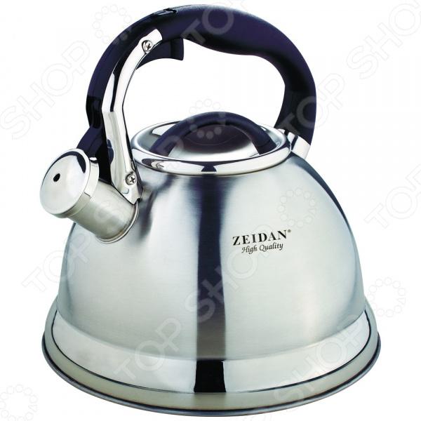 Чайник со свистком Zeidan Z 4165