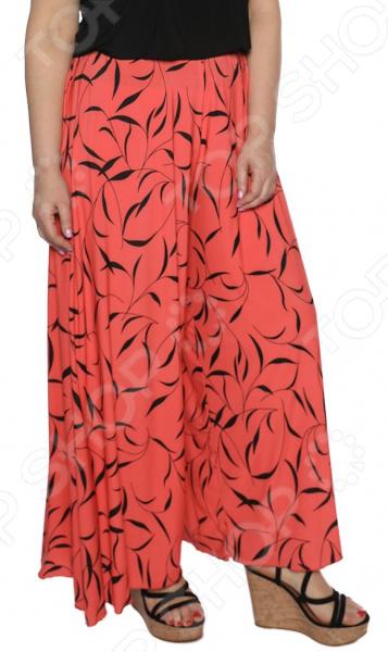 Брюки PreWoman «Свободный силуэт». Цвет: персиковый брюки time of style цвет персиковый