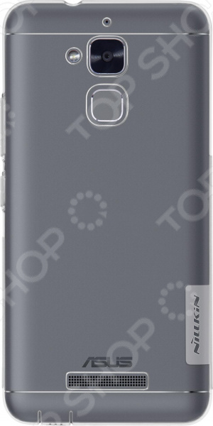 Чехол защитный Nillkin ASUS ZenFone 3 Max ZC520TL телефон asus zenfone 3 max zc520tl 32gb золотой
