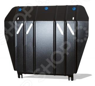Комплект: защита картера и крепеж NLZ Haima 7/2013: 2,0 бензин МКПП/АКПП