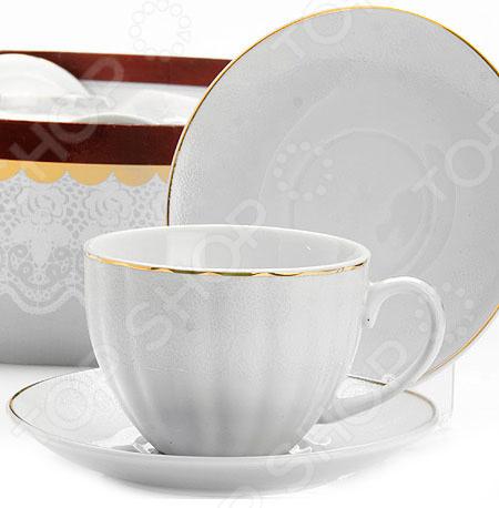 Чайный набор Loraine LR-26417 стеллар детская посуда чайный набор