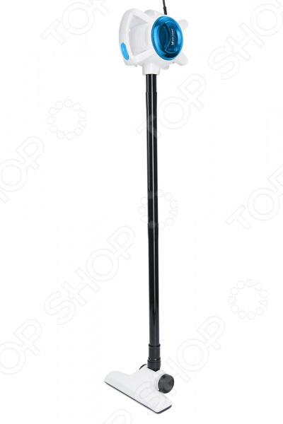 Пылесос вертикальный KITFORT KT-526-1 ручной пылесос handstick kitfort kt 526 1 400вт синий белый