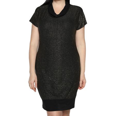 Купить Платье-туника «Алмазная россыпь». Цвет: золотистый