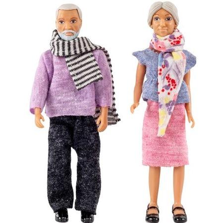 Купить Набор кукол Lundby «Бабушка с дедушкой»