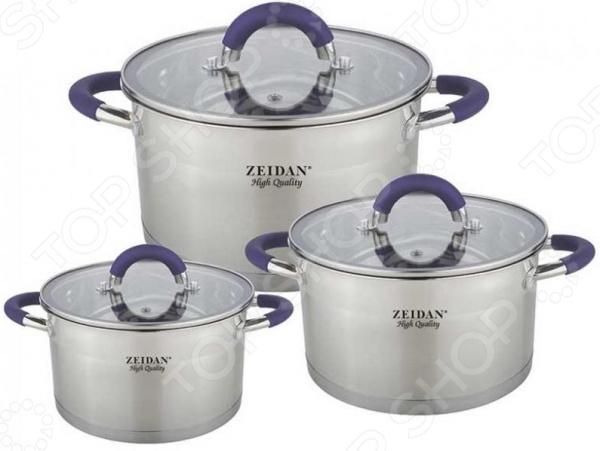 Набор посуды Zeidan Z-50630 набор посуды zeidan z 50620
