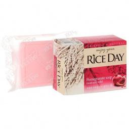 Мыло CJ Lion Rice Day с экстрактом граната и пиона