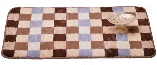 Коврик для ванной Dasch «Клетка» коврик круглый для ванной dasch листопад