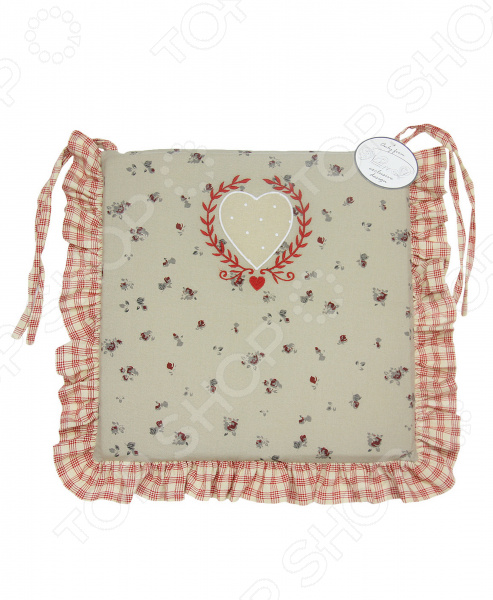 Подушка на стул Naturel «Катерина» Naturel - артикул: 1596884