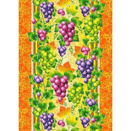 Купить Полотенце кухонное вафельное ТексДизайн «Виноград»