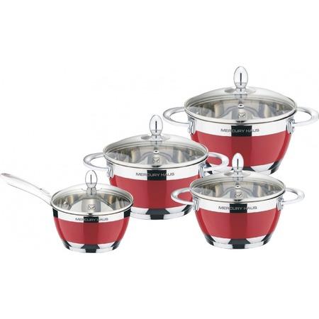 Купить Набор посуды Mercury MC-7014