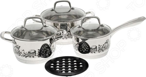 Набор посуды Calve CL-1879