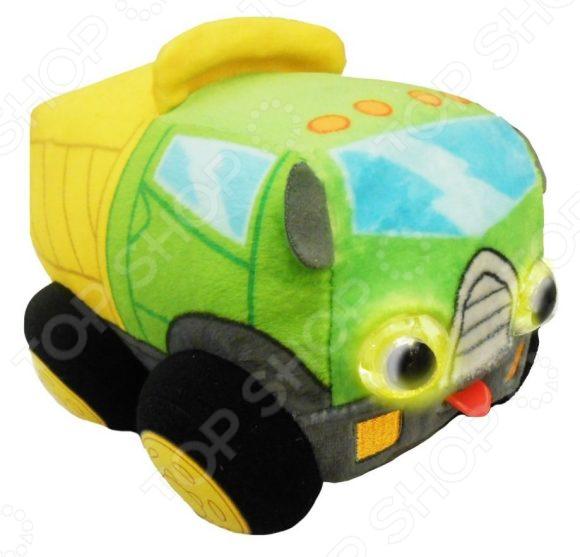 Мягкая игрушка 1 Toy «Дразнюка-БИБИ: Грузовичок»