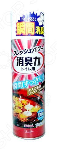 Освежитель воздуха для туалета ST Shoushuuriki 123575