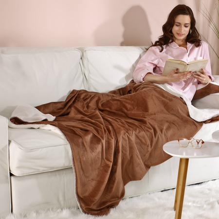Купить Плед-покрывало Dormeo «Уютный шелк»