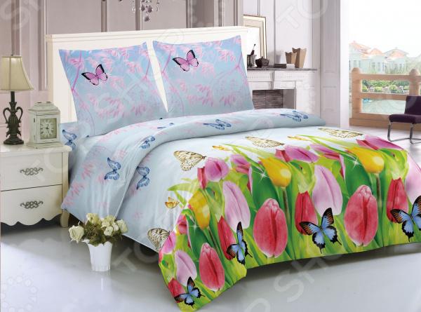 Комплект постельного белья Amore Mio Liverpool. 1,5-спальный