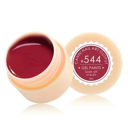 Купить Гель-краска для ногтей CANNI Nail Art Output №544