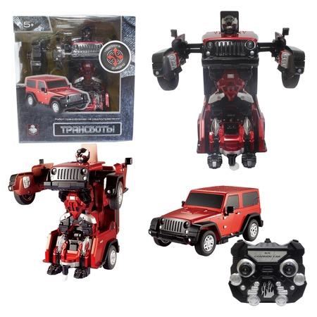 Купить Робот-трансформер интерактивный 1 Toy «Джип»