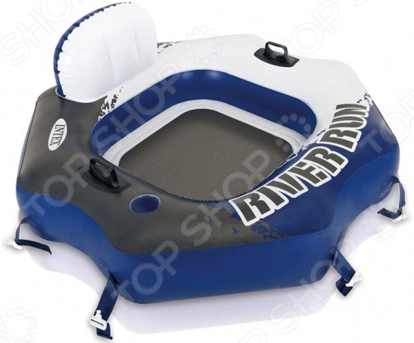 Сиденье надувное для плавания Intex River Run