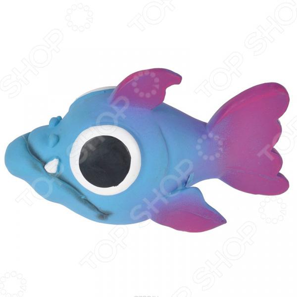 Игрушка для собак Beeztees «Рыбка». В ассортименте игрушка для собак beeztees i p t s рыбка цвет оранжевый