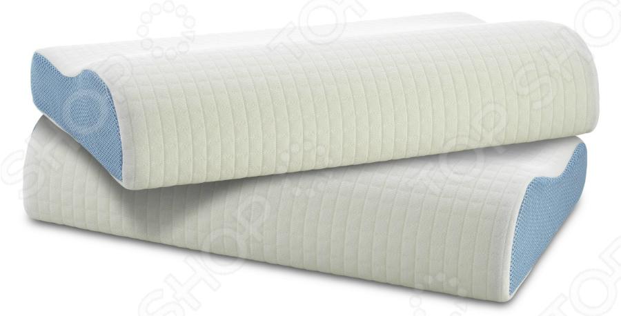 Комплект из 2х подушек анатомической формы Dormeo «Сиена» 1