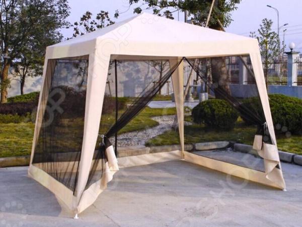 Тент-шатер с москитной сеткой GK-001С русский гамак rg 16 с москитной сеткой с карманом под пенку камуфляж