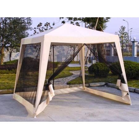 Купить Тент-шатер с москитной сеткой GK-001С