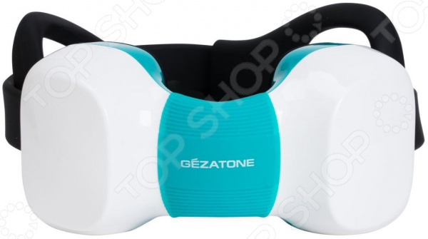 Массажер роликовый для шеи Gezatone AMG396 массажер gezatone amg396 массажер для шеи роликовый amg396