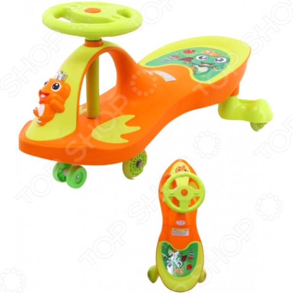 Машина детская Bradex Bibicar «Лягушонок» 1