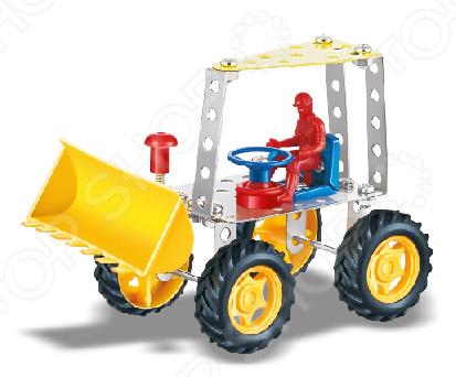 Конструктор металлический Built-Up Toys «Экскаватор»