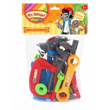 Купить Набор инструментов игровой 1 Toy «Ну, погоди!» Т58341
