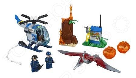 Конструктор игровой LEGO «Побег птеранодона» lego juniors конструктор побег птеранодона