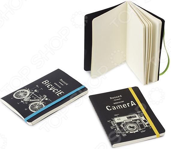 Записная книжка Balvi Retro Bicycle