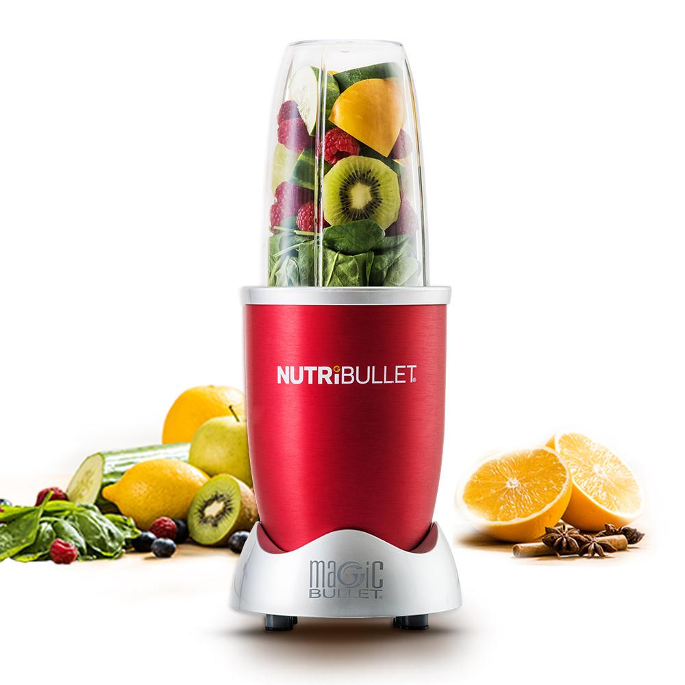 Экстрактор питательных веществ NutriBullet Red