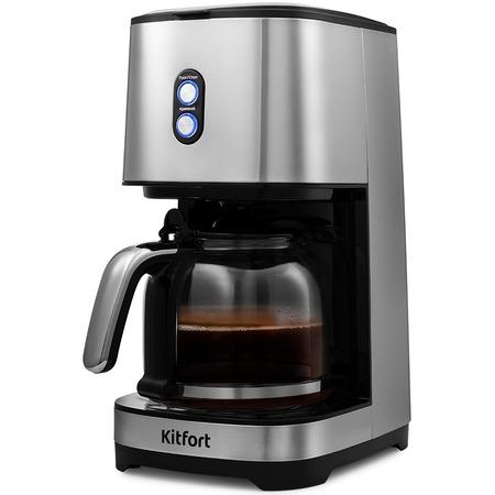 Купить Кофеварка KITFORT КТ-750