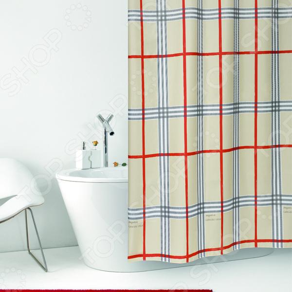 Штора для ванной Bacchetta Fabric коврик в душевую кабину bacchetta cats