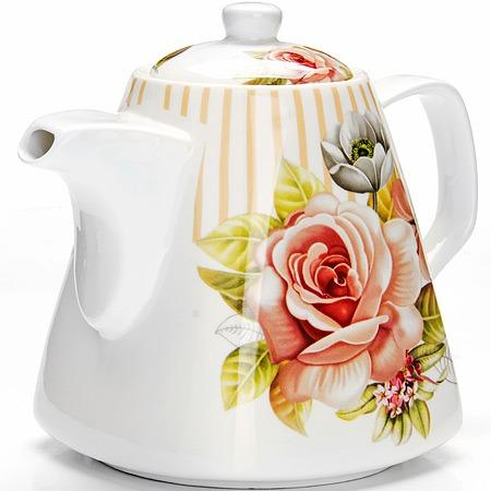 Чайник заварочный Lorein LR-26547 «Волшебные розы»